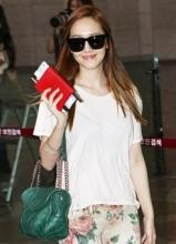 少女时代赴日本巡演机场亮相