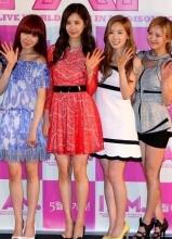 SJ少女时代f(x)等明星出席S.M.公司纪录片首尔首映
