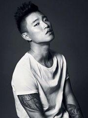 姜gary的帅气纹身