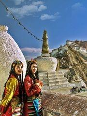 布达拉宫—西藏行