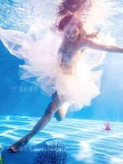 蔚蓝水世界