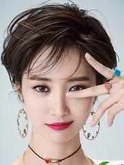 中韩女星齐剪短发!夏天短发会上瘾