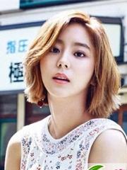 行走的时尚感 韩国女星最爱的时尚发型集锦