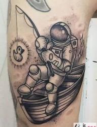 街头纹身艺术家Cisco KSL的创意纹身