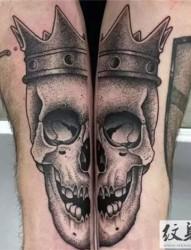 Valentin Hirsch的创意拼接纹身