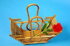 竹子手工艺品高清图片