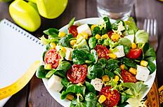 蔬菜萨拉图片