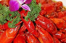 美味的盱眙龍蝦圖片