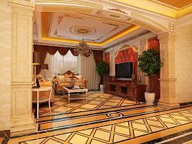 客厅沙发灯具设计方案