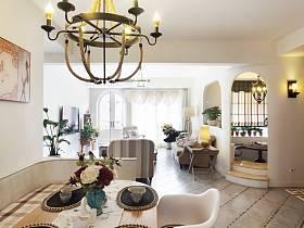地中海地中海风格客厅设计方案