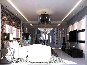 新古典古典新古典风格古典风格卧室装修图