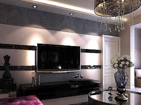新古典古典新古典風格古典風格客廳裝修案例