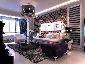 新古典古典新古典风格古典风格客厅装修效果展示