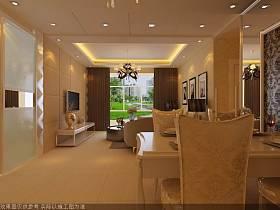 欧式简欧简欧风格餐厅设计案例