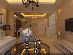 欧式简欧简欧风格客厅设计方案