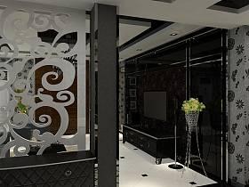 現代客廳設計案例