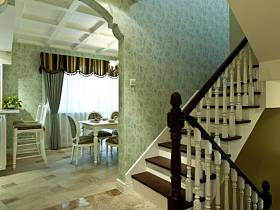 法式楼梯设计案例展示