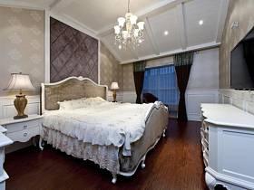 法式臥室設計案例