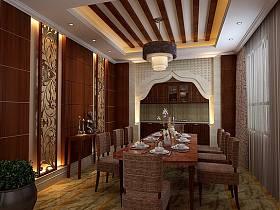 中式中式风格新中式餐厅图片