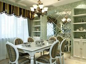 法式餐廳設計案例展示