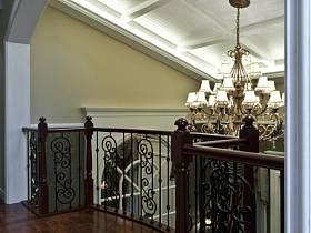 欧式过道楼梯设计案例