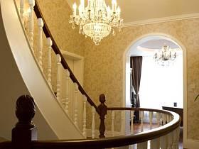 欧式楼梯设计方案