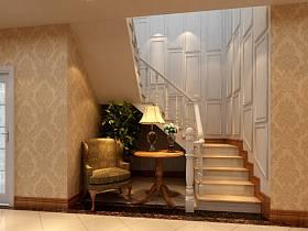 欧式欧式风格楼梯效果图
