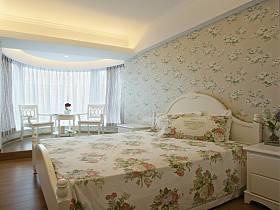 田园卧室装修图