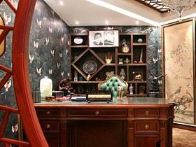 古典古典风格书房设计案例展示