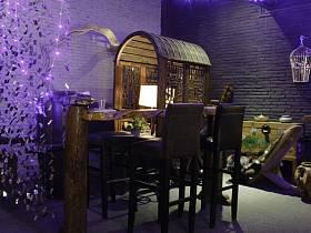 鄉村風格咖啡館案例展示