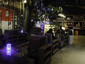 鄉村風格咖啡館圖片