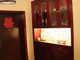 玄关玄关柜装修效果展示