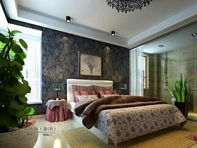 新古典古典新古典風格古典風格臥室設計案例