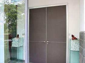 現代現代風格玄關玄關柜設計案例
