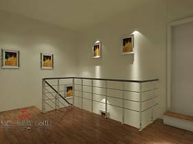 现代现代风格楼梯装修案例
