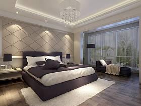 卧室台灯灯具装修案例