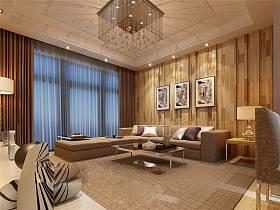 簡約簡約風格客廳背景墻沙發客廳沙發設計案例展示