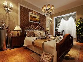 欧式奢华卧室案例展示