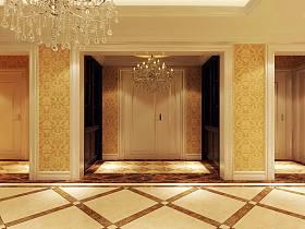 欧式欧式风格玄关玄关柜设计案例展示
