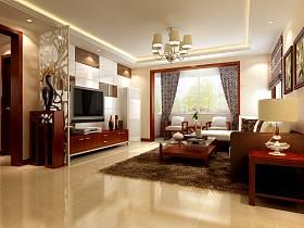 中式中式风格新中式客厅图片