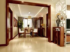 中式中式风格新中式餐厅设计方案