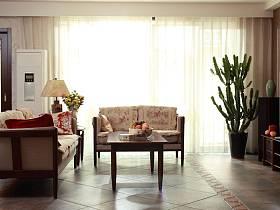 中式中式风格客厅图片