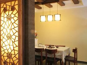 中式中式风格餐厅装修效果展示