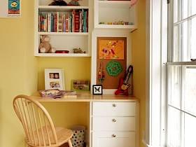 現代書房兒童房設計案例