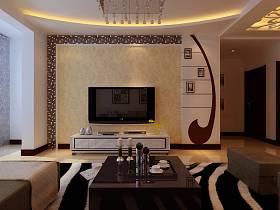现代简约现代简约简约风格现代简约风格客厅背景墙电视背景墙设计方案