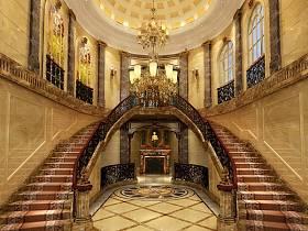 法式法式风格楼梯设计案例展示