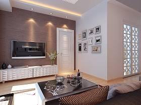 現代簡約現代簡約簡約風格現代簡約風格客廳背景墻電視背景墻裝修效果展示