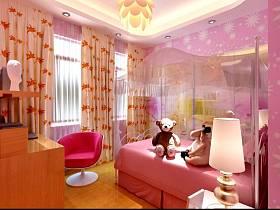 兒童房設計方案