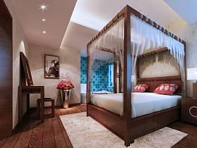 混搭臥室設計案例展示