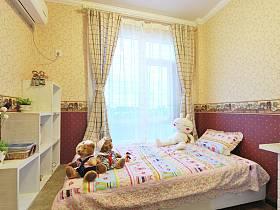 地中海卧室儿童房设计案例展示